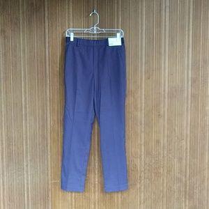 NWT Uniqlo Small Purple Smart Style Pants